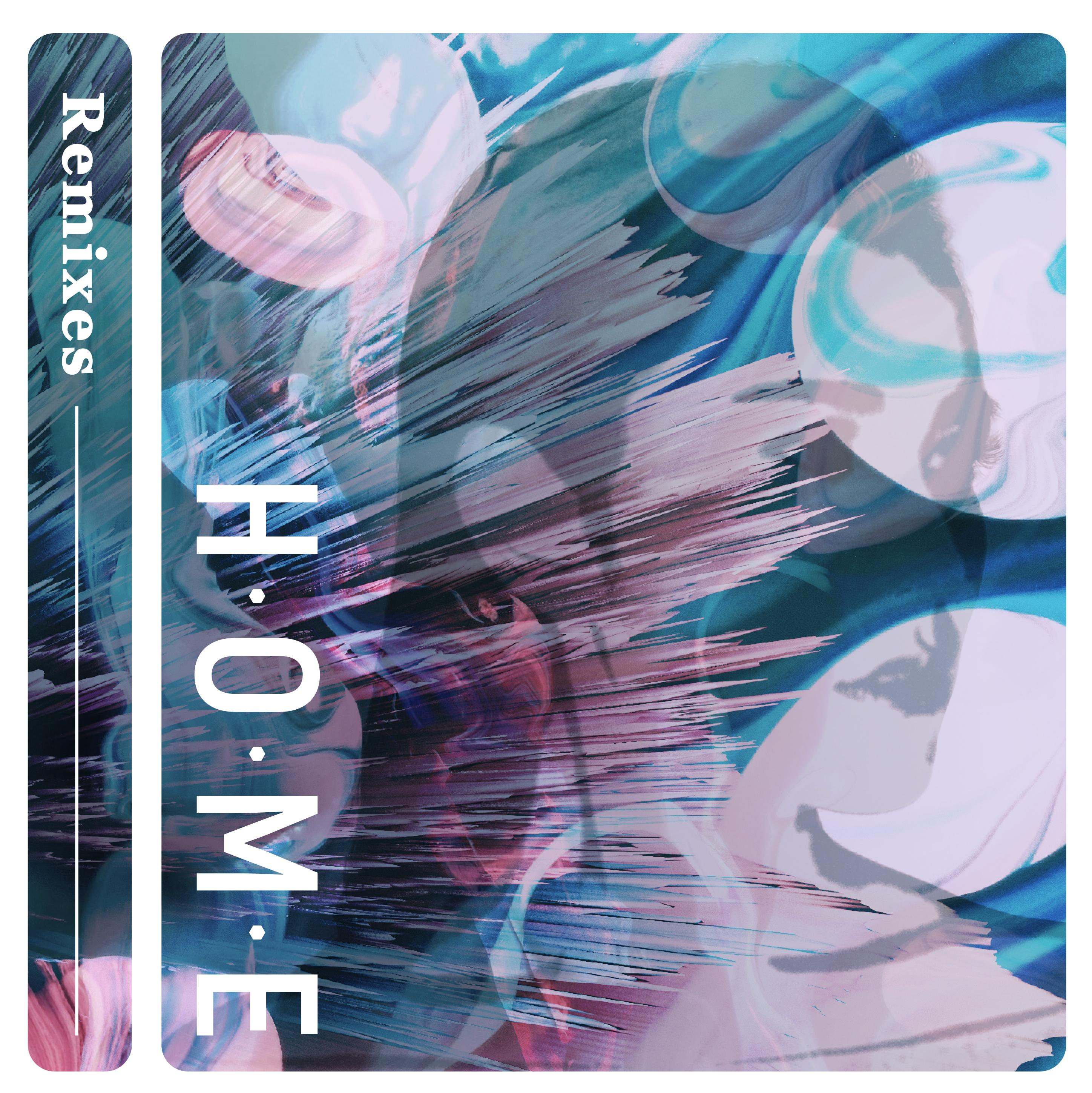 HOME USAGii Remix
